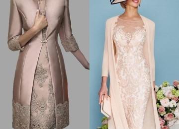 Вечерние платья для мамы на выпускной вечер сына или дочки