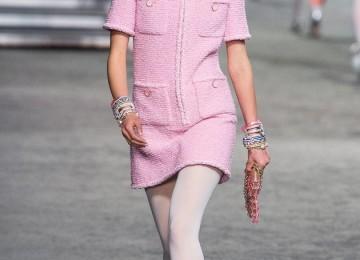 Платья в стиле Шанель: грациозные одеяния для женщин