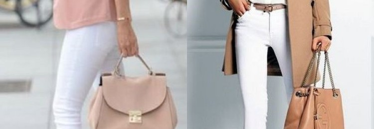 Белые джинсы для женщин. Обзор новинок