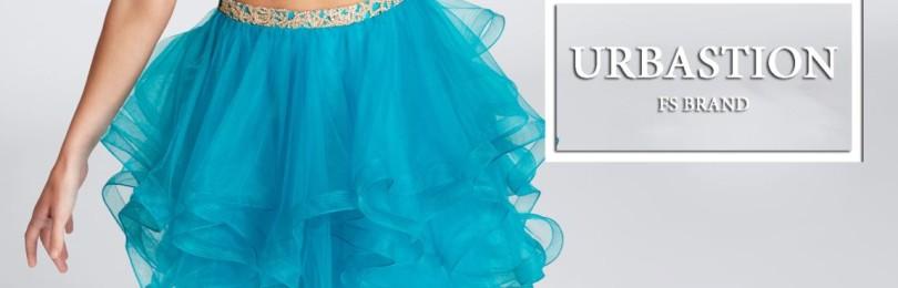 Короткие праздничные платья на Новый год