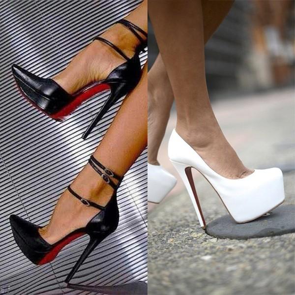 Как выбрать туфли на фото модные модели
