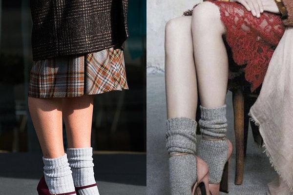 Носки с босоножками: модно ли в 2018 году?