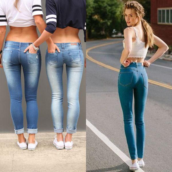 Осенние джинсы 2018 года: красивые и удобные модели