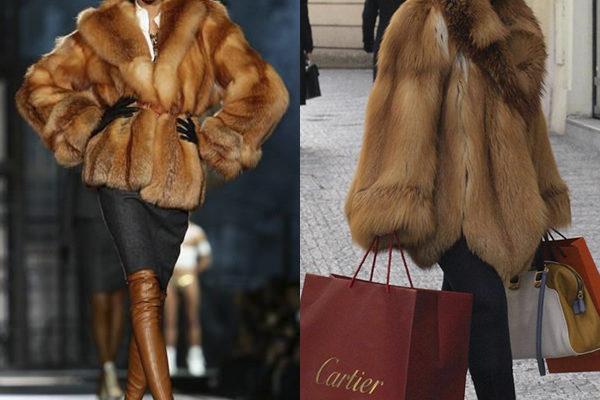Модные женские шубы из лисы на зиму 2018 года: красивые модели для образа