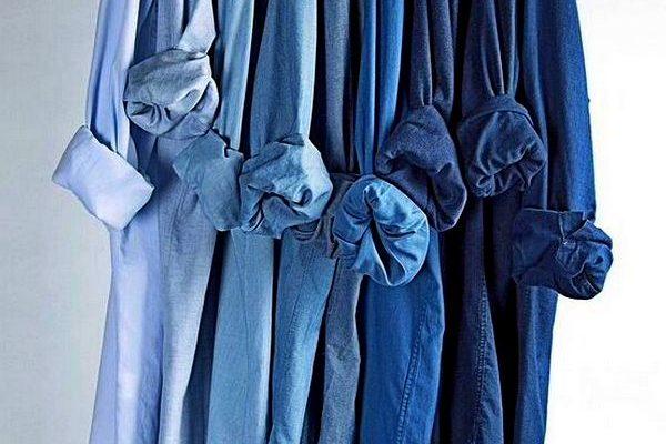 Синяя рубашка: модные цвет и модели на 2019 год