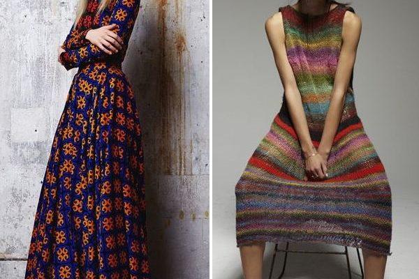 Теплые платья на осень и зиму 2019 года: привлекательные модели