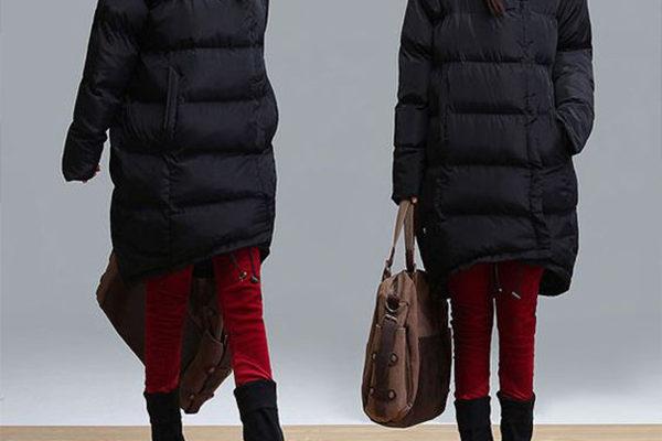 Модные зимние женские пуховики на 2018 год: ультрамодные модели