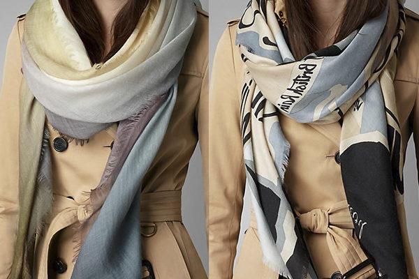 Модные шарфы на осень и зиму 2018 года: красивые модели