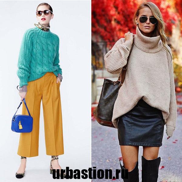 Как будут выглядеть модные женские кофты весной и летом 2018 года: фасоны на фото