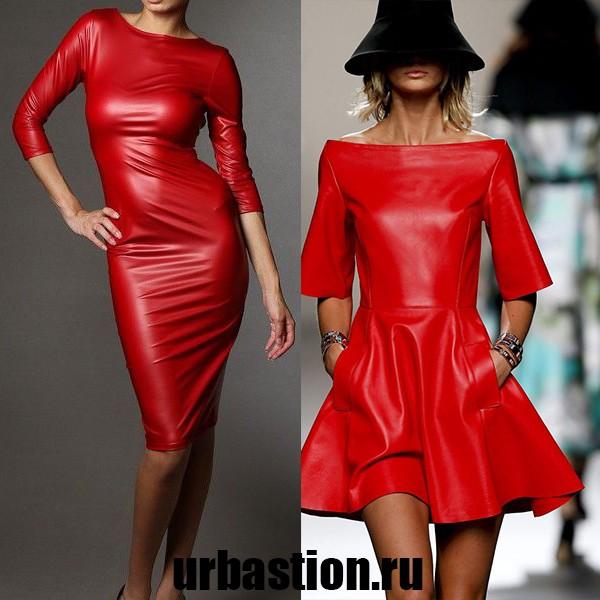 leatherdresswoman16