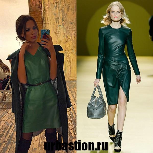 leatherdresswoman7