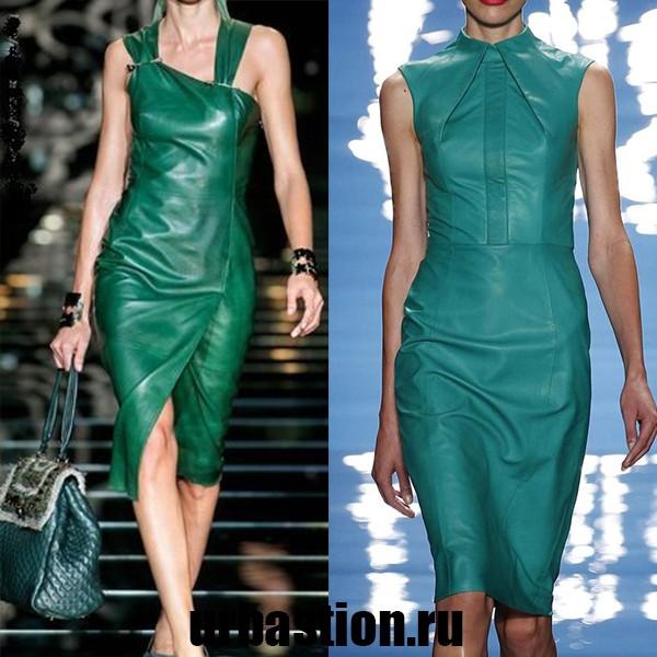 leatherdresswoman8