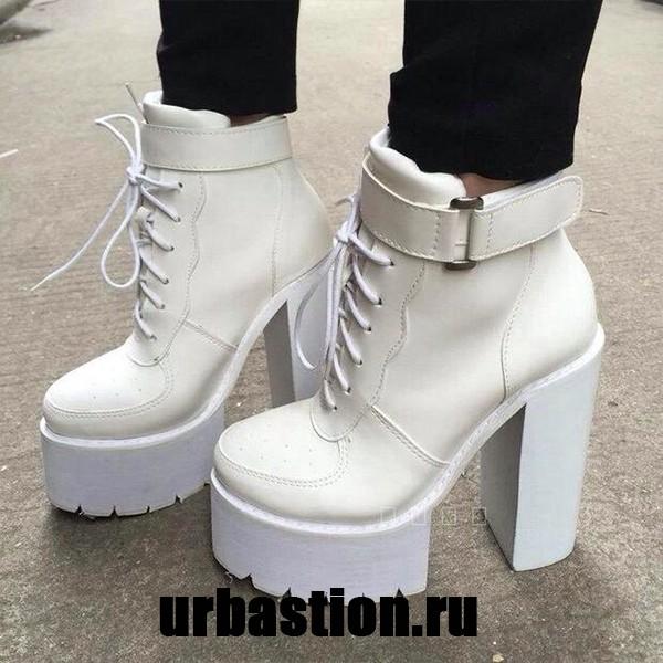 Зимние ботинки - тракторы, 38-38,5 размер – купить в.