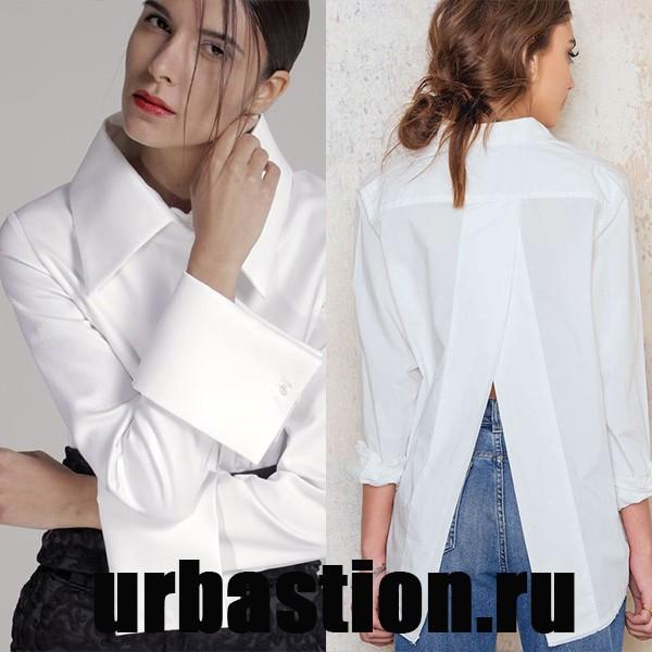 b8a45f3161d Для деловых нарядов подойдут классические блузки белого цвета