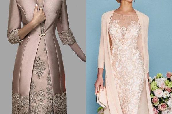 Вечерние платья для мамы на выпускной вечер сына или дочки 2018 года на фото