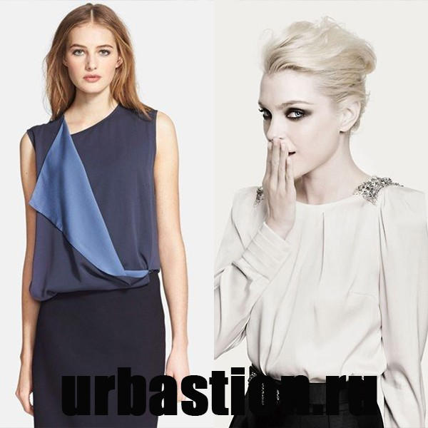 Модные Блузки Из Шелка С Доставкой