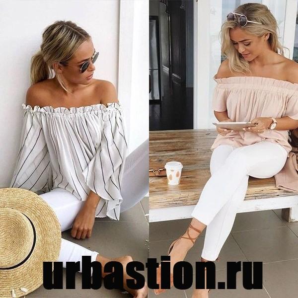 Блузки для женщин летние