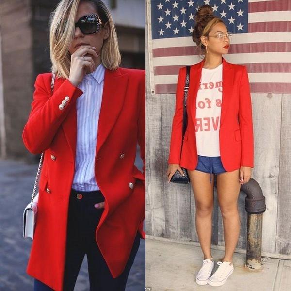 Пиджак с джинсами (92 фото): модные и стильные женские пиджаки под ... | 600x600
