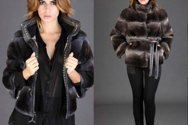 Шубы из орилага: доступный мех в модных моделях 2018 года