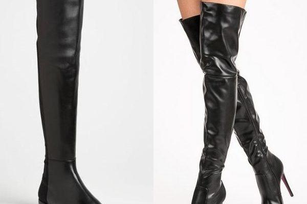 Ботфорты из кожи: женская обувь на осень и зиму 2018 года