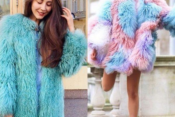 Гламурные шубы из меха ламы альпака: идеальная зимняя одежда 2018 года