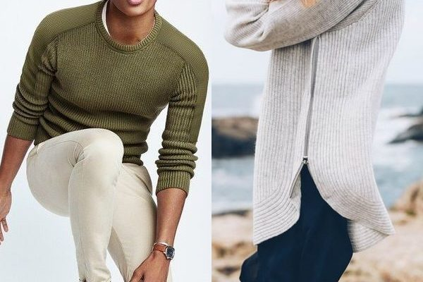 Изысканный кашемировый свитер для мужчин и женщин на 2018 сезон
