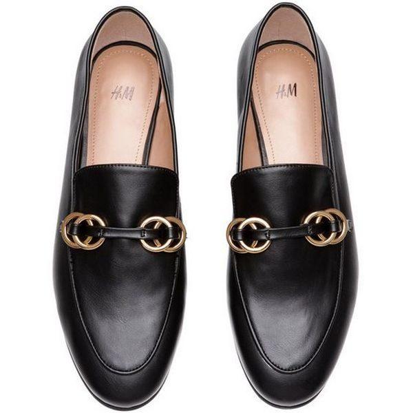 Черные мокасины: женская удобная обувь на теплое время 2018 года