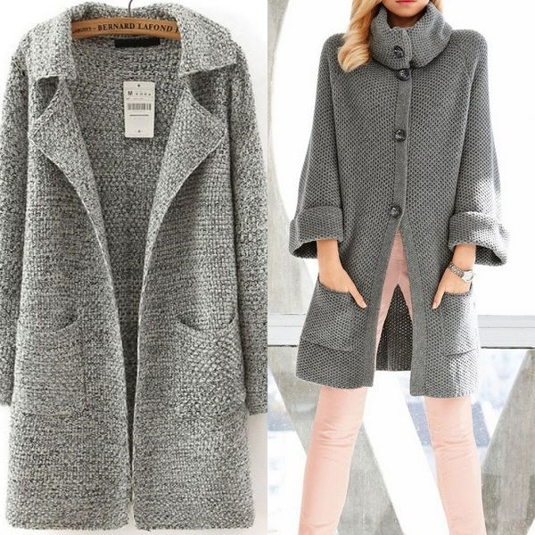 Пальто с меховыми карманами рекомендации