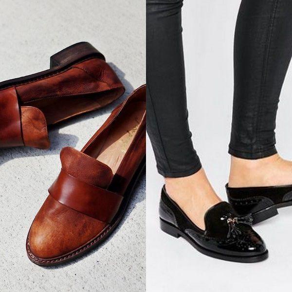 Кожаные лоферы 2018 года: универсальная обувь для свежего образа