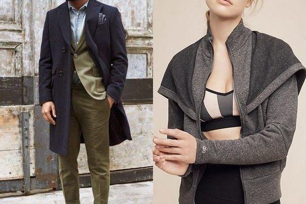 Спортивный пиджак и жакеты 2018 года: изделия для мужчин и женщин