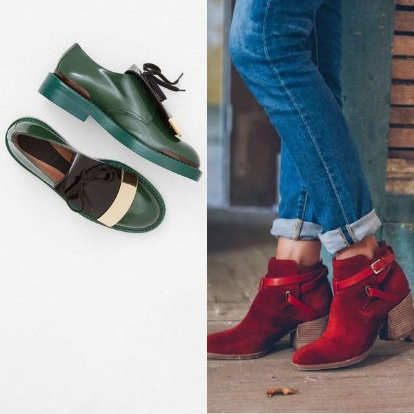 Модные ботиночки на весну 2018