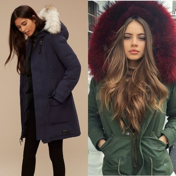 Зимние куртки с капюшоном на зиму 2018 года: самые популярные женские модели