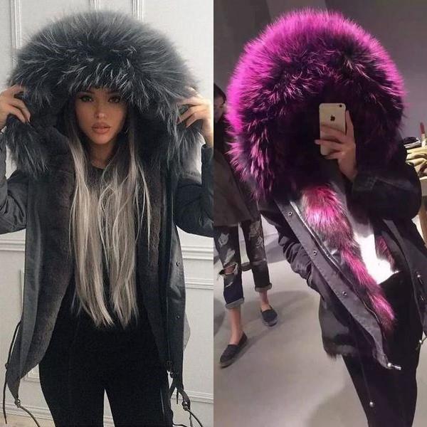 зимние куртки с капюшоном на зиму 2018 года самые популярные