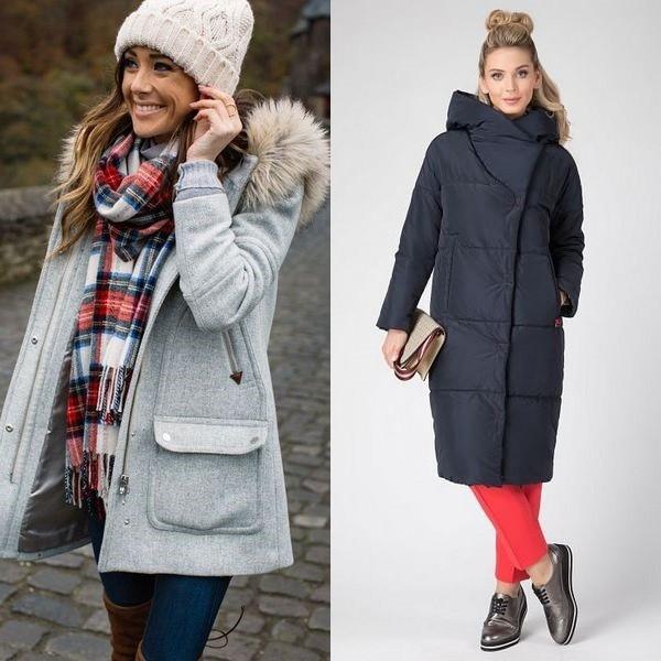 a2a39cffda95 Зимой хочется быть в тепле, поэтому дизайнеры изготавливают натуральные  зимние курточки удлиненных моделей с капюшоном. В таком случае можно  обратить ...