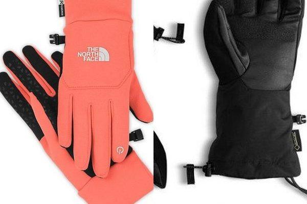 Перчатки The North Face: теплые модели для активной жизни