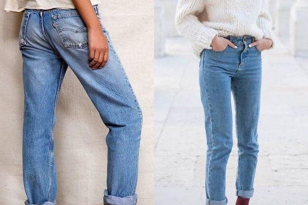 Джинсы с подворотами: двойные стандарты моды 2018 года