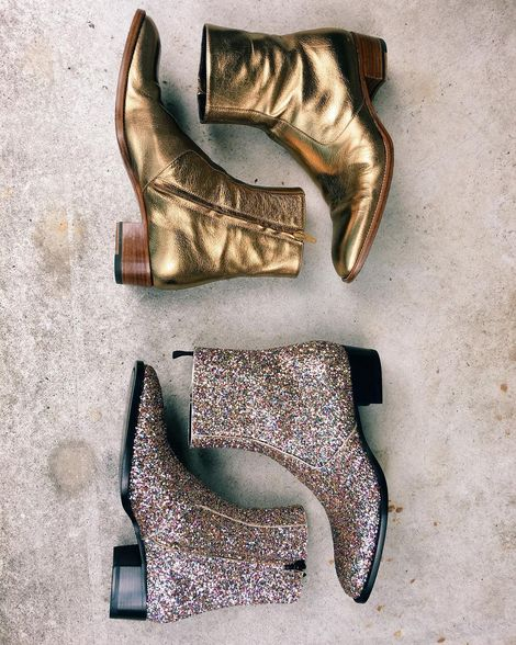 Ботильоны на каблуке: популярные модели и новинки 2019 года