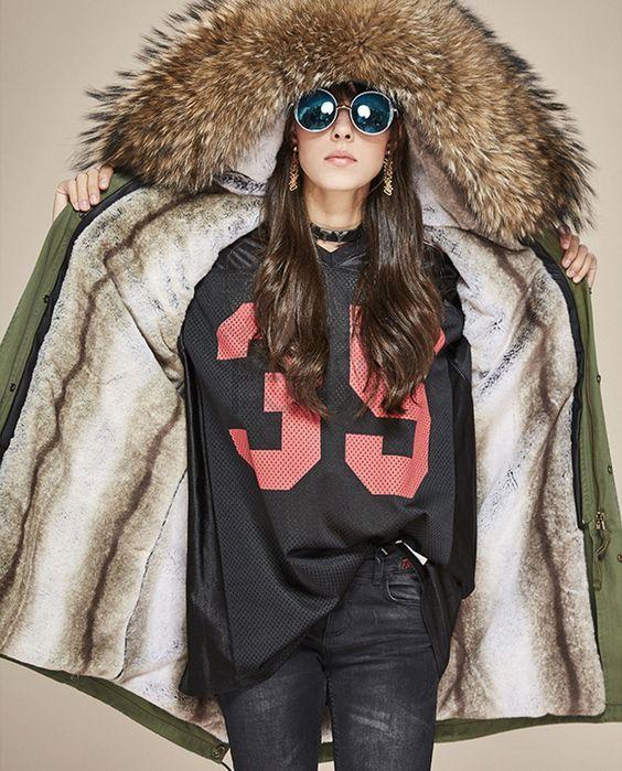 Утепленная парка женская: фаворит среди зимней одежды