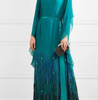 Платье из шифона: повседневные и вечерние фасоны 2019 года