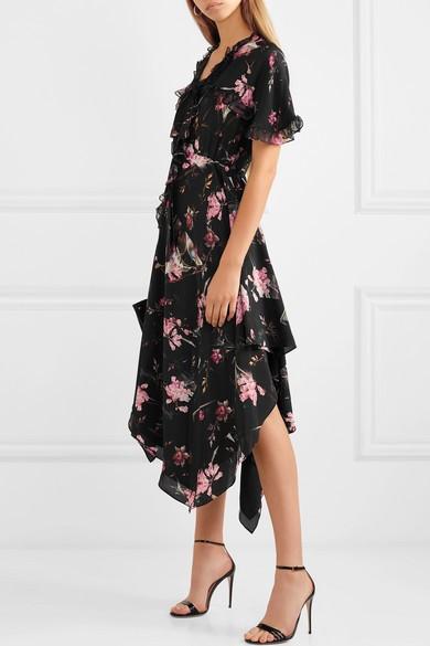 e0b66605713 Учимся создавать красивые образы  с чем носить платье из шифона