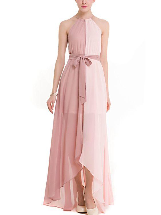 eaabde69044 Платье из шифона  красивые модели для полных и стройных женщин