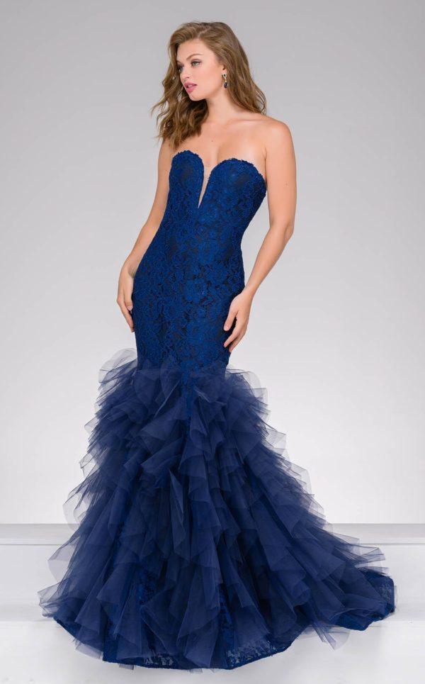 Платье годе на выпускной: лучший вариант фасона для модниц