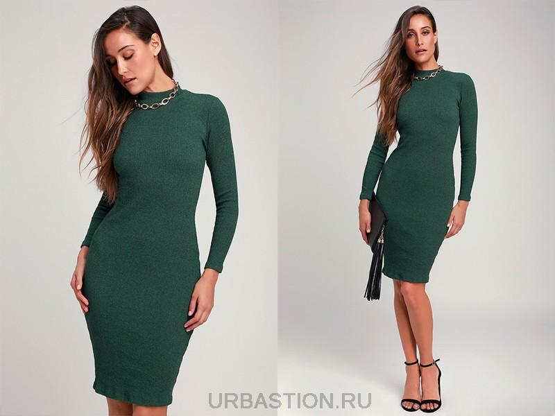 9b15c8918dd ... что можно предпочесть теплые платья штанам и носить их осенью и зимой.  Тем более