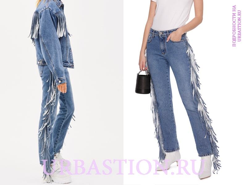 e049a1b9ac3e0ad Молодежь вносит их в оригинальные образы с джинсовкой. Дамы постарше  предпочитают сдержанные вещи в дополнение к этим штанам. Гармоничен в  сочетании с ...