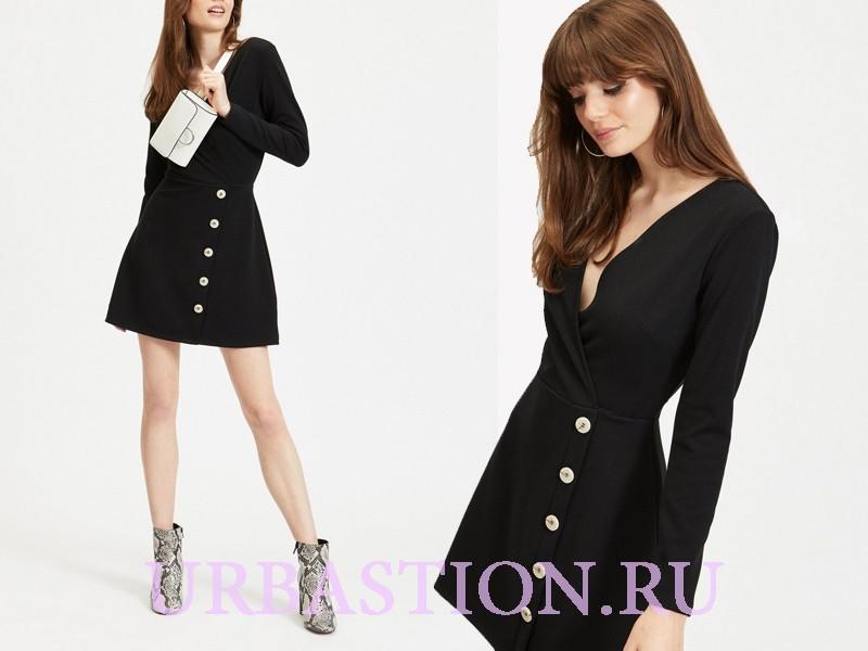 6362a96840a Короткое выпускное платье 2019  фото