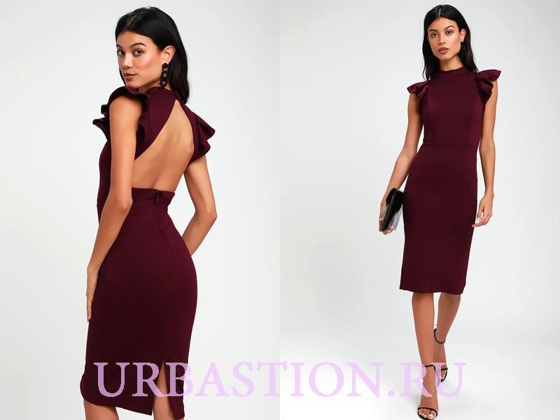 c2871dcfff8 Если красное платье короткой длины — символ страсти