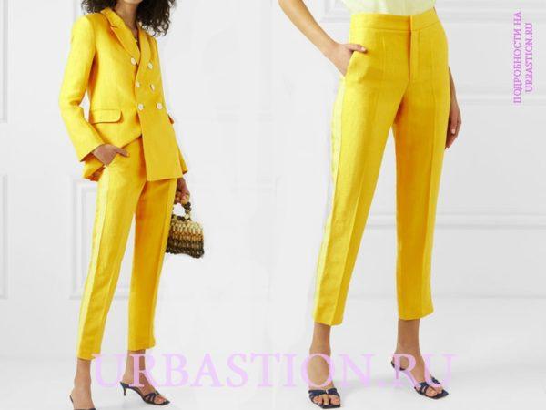 Женские брюки чинос: модели и советы